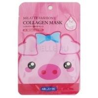 Fashiony collagen mask sheet (renewal) [Маска тканевая с коллагеном]
