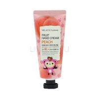 Fashiony fruit hand cream - peach [Крем для рук персик]