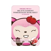 Fashiony pomegranate mask sheet [Маска тканевая с экстрактом граната]