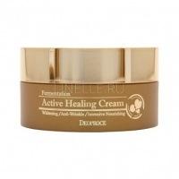 Fermentation active healing cream [Крем для лица питательный кислородный]