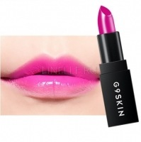 First glow lip stick 05. fuchsia pink [Тинт-блеск для губ 05]