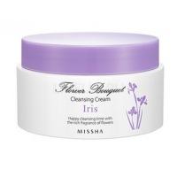 Flower Bouquet Iris Cleansing Cream [Крем очищающий для лица]