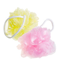 Flower ball rose shower ball [Мочалка для душа]