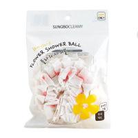 Flower shower ball [Мочалка для душа]