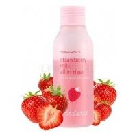 Fondante strawberry milk all in rizer [Увлажняющее двухфазное молочко]