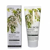 Foodaholic acacia moisture hand cream [Увлажняющий крем для рук с натуральным экстрактом цветков акации]