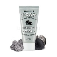 Fresh mate peat mask (pore clearing) [Маска для очищения пор «Глиняная»]