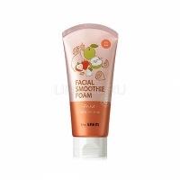 Fruit facial smoothie foam [Пенка для умывания для лица фруктовая]