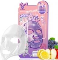 Fruits deep power ringer mask pack [Маска для лица тканевая]