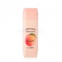 Fruits punch sleeping pack peach [Маска ночная персиковый пунш]