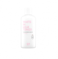 G9 white in milk toner [Тонер для лица осветляющий]