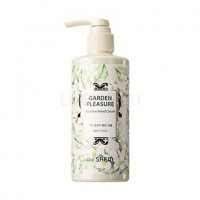 Garden pleasure hand wash -mellow jasmine [Жидкое мыло для рук]