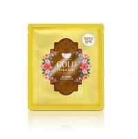 Gold & royal jelly hydro gel mask pack [Гидрогелевая маска с натуральным экстрактом пчелиного маточного молочка]