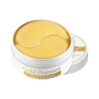 Gold premium first eye patch [Патчи для глаз с золотом]