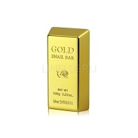 Gold snail bar [Мыло для умывания с экстрактом золота, муцина улитки, оливы]