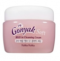 Gonyak soft jelly in cleansing cream [Очищающий крем с экстрактом корневища растения конняку]