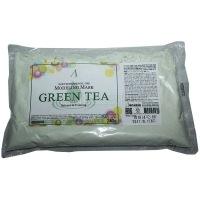 Green tea modeling mask 240g [Маска альгинатная с экстрактом зеленого чая успокаивающая, антиоксидантная]