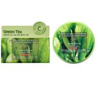 Green Tea Moisture Cleaning Cleansing Cream [Очищающий крем для снятия макияжа с экстрактом зеленого чая]
