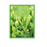 Green Tea Natural Mask [Маска тканевая с экстрактом зеленого чая]