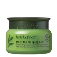 Green tea sleeping pack [Маска для лица ночная]