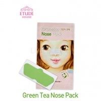 Greentea nose pack ad [Патч очищающий для носа]