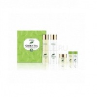 Greentea total solution 3 set [Набор для лица уходовый]