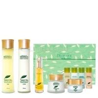 Greentea total solution 5 set [Набор для лица уходовый]