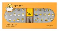 Gudetama stiquicknail kit [Специальный набор наклеек для маникюра