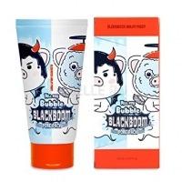 Hell-pore bubble blackboom pore pack [Маска кислородная для очищения пор]