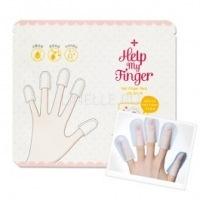 Help my finger nail finger pack [Маска для укрепления и роста ногтей]