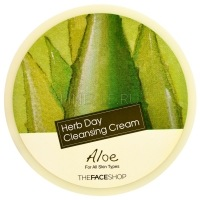 Herb day cleansing cream - aloe [Мягкий очищающий крем с алоэ]