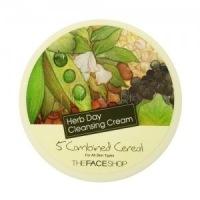 Herb day cleansing cream - 5 grain [Очищающий крем зерновой]