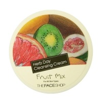 Herb day cleansing cream - fruit mix [Очищающий крем фруктовый микс]