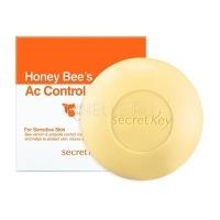 Honey bee ac control soap [Мыло косметическое при акне]