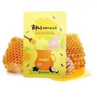 Honey butter mask [Маска для лица тканевая ]