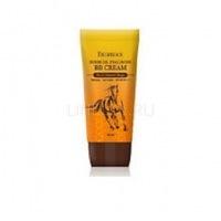 Horse oil hyalurone bb cream #21 [ Крем ББ с гиалуроновой кислотой и лошадиным жиром]