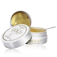 Hydro gel eye patch premium gold & egf [Гидрогелевые патчи для области вокруг глаз]