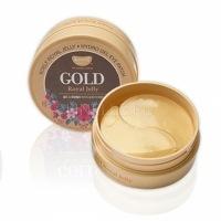 Hydro gel gold & royal jelly eye patch [Гидрогелевые патчи с экстрактом пчелиного маточного молочка и золота]