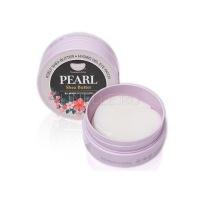 Hydro gel pearl & shea butter eye patch [Гидрогелевые патчи для области вокруг глаз с маслом ши и жемчужной пудрой]