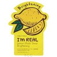 I'm real lemon mask sheet [Маска для лица,тканевая. Лимон]
