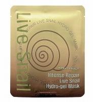 Intense care live snail gel mask [Гидрогелевая маска для кожи лица с улиточным секретом]