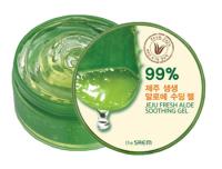 Jeju fresh aloe soothing gel 99% [Гель с алоэ универсальный увлажняющий]