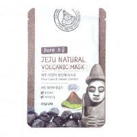 Jeju natural volcanic mask pore care & sebum control [Маска для лица очищающая поры]