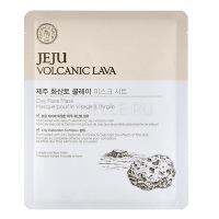 Jeju volcanic lava clay face mask [Маска тканевая для лица с вулканической лавой]