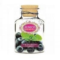 Junico blueberry essence mask [Маска тканевая c экстрактом черники]