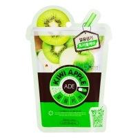 Kivi apple ade mask [Маска для лица для проблемной кожи с экстрактом киви и яблока]
