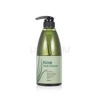 Kwailnara aloe body cleanser [Гель для душа алоэ]