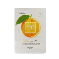 Kwailnara orange purifying facial mask [Маска для лица освежающая]