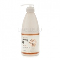 Kwailnara white milk body wash [Гель для душа молочный]