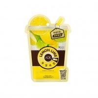 Lemon ade mask [Маска для лица освежающая витаминная]